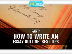 Writing an Outline-Part-1