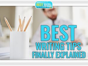 top writing tips and the psychology behind them