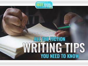 Fiction Writing Tips for Novelists