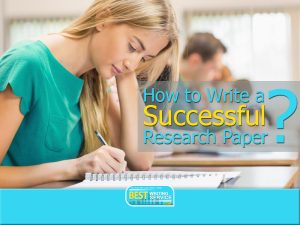 How to Write a General Research Paper