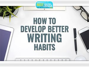 Steps that Will Improve Your Writing Routine