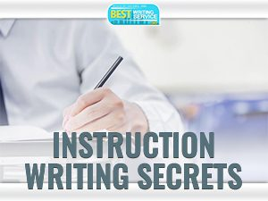 Secrets Of Fantastic Writing Instruction