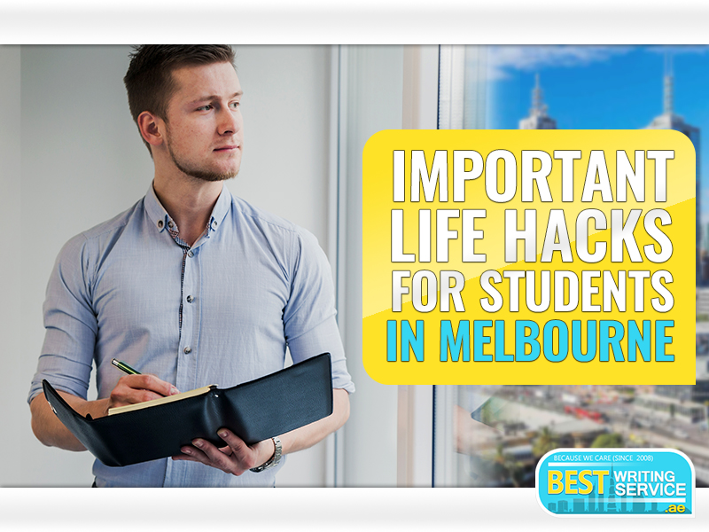 Life Hacks for Students in Melbourne